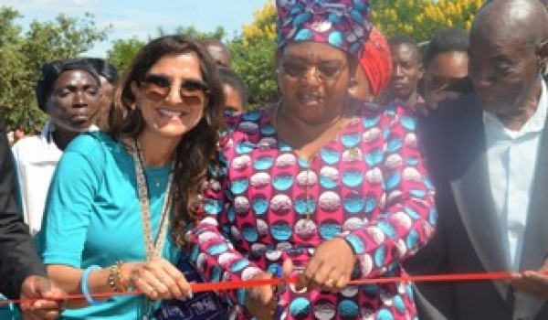MINISTER LAUNCHES TONGOZALA COMMUNITY CENTRE IN MCHINJI