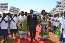 V.P. Saulos Chilima at the day of African Child in Mponela_4
